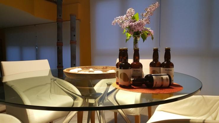 Atapuerca-Casa Rural-La Turrumbera- Cervezas Dolina y el salón